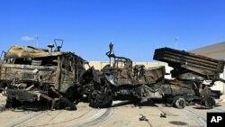 Ќор-сокакот во Либија може да резултира во поостра меѓународна акција