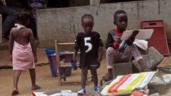 Pierre Mendiharat de MSF au Libéria, joint par Nathalie Barge