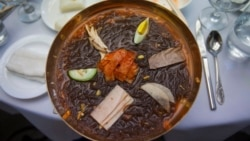 [VOA 현장영어] Would you like some Naengmyon?