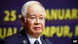 PM Malaysia, Najib Razak(foto: dok).
