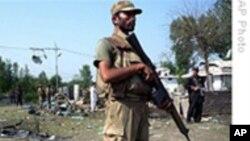 巴基斯坦部落地区炸弹爆炸三名士兵丧生