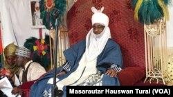 Sarkin Kano, maimartaba Muhammadu Sanusi Lamido