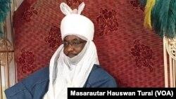 Maimartaba Muhammadu Sanusi II, sarki na 14