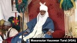 Tsohon Sarkin Kano, mai martaba Muhammadu Sanusi II