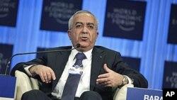 Thủ tướng Palestine Salam Fayyad được xem như một nhân vật ôn hòa tại vùng Trung Đông bất ổn