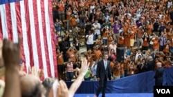 Barack Obama busca superar el nivel educativo de los estadounidenses y sus oportunidades.