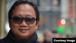 """Ông Trịnh Xuân Thanh ở Đức trước khi bị """"bắt cóc""""."""