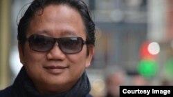 Ông Trịnh Xuân Thanh ở Đức trước khi bị bắt.