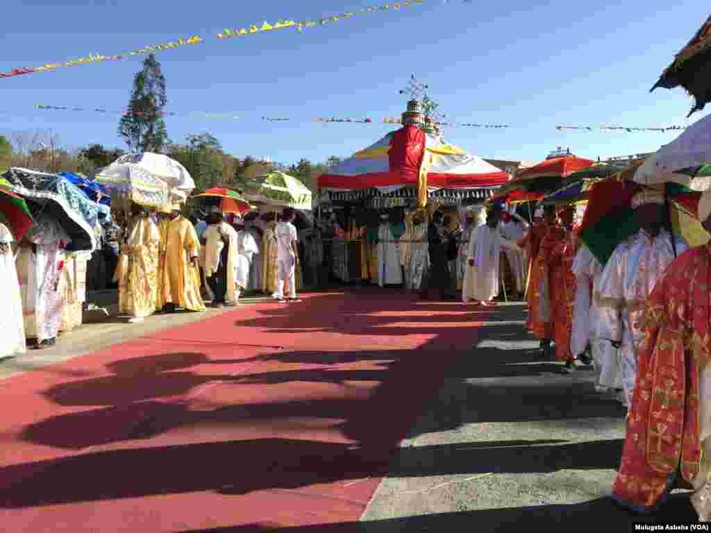 epiphany in Tigray Region