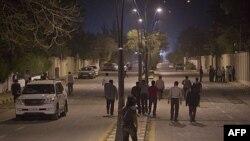 Sulmohen ambasadat italiane dhe britanike në Tripoli të Libisë
