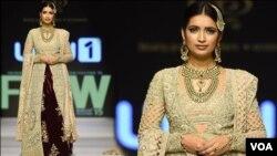 پاکستان فیشن ویک کے نئے رنگ، نئے ڈھنگ
