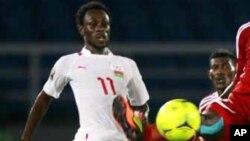 Jonathan Pitroipa du Burkina Faso.