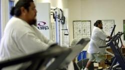 رونق کار باشگاه های ورزشی در آمريکا در سال جديد