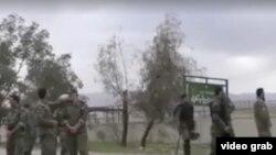 نیروهای امنیتی و سپاه مستقر شده در مناطق سیلزده پلدختر