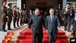 Cumbre entre el líder de Corea del Norte, Kim Jong Un y el de Corea del Sur, Moon Jae-in, sería la tercera reunión de este tipo en los últimos meses.