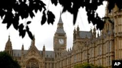 영국 의회 건물 (자료사진)