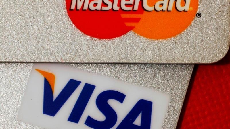 Viza testira kreditne kartice na otisak prsta