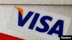Kartu kredit VISA (ilustrasi).