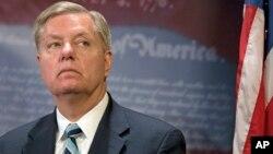 Senator AS, Lindsey Graham dari negara bagian South Carolina (foto: dok).