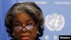 Фото: Посолка США при ООН Лінда Томас-Грінфілд