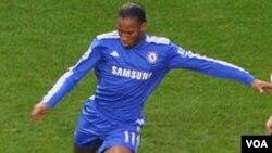 Penyerang Chelsea asal Pantai Gading, Didier Drogba, dikonfirmasi terkena malaria.