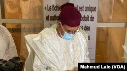 Mohamed Bazoum (Hoto: Fadar shugaban kasa)