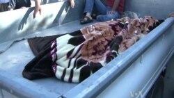 Syrian Warplanes Shatter Rebel-Held Northern City