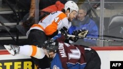 Новая волна сотрясений мозга в НХЛ