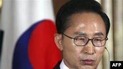 Tổng thống Nam Triều Tiên Lee Myung-bak