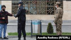 Azərbaycan, Bakı, karantin rejimi, 6 aprel 2020