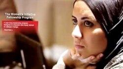 O'zgarish qilish oson emas, deydi faol ayollar/Arab Spring- Women