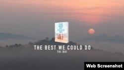 Bìa truyện tranh Điều Tốt nhất Chúng ta có thể làm của tác giả Thi Bùi. (Ảnh Gatesnotes.com)