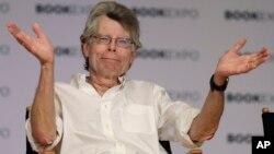 Письменник Стівен Кінг