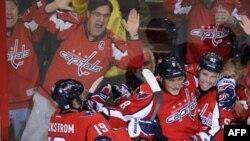 «Вашингтон» и его россияне начинают сезон с победы
