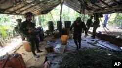 De acuerdo con el memorando el narcotráfico en América Latina es importante también en países como Colombia, Costa Rica, República Dominicana, Ecuador, Honduras, El Salvador, Guatemala, México, Nicaragua, Panamá y Perú.