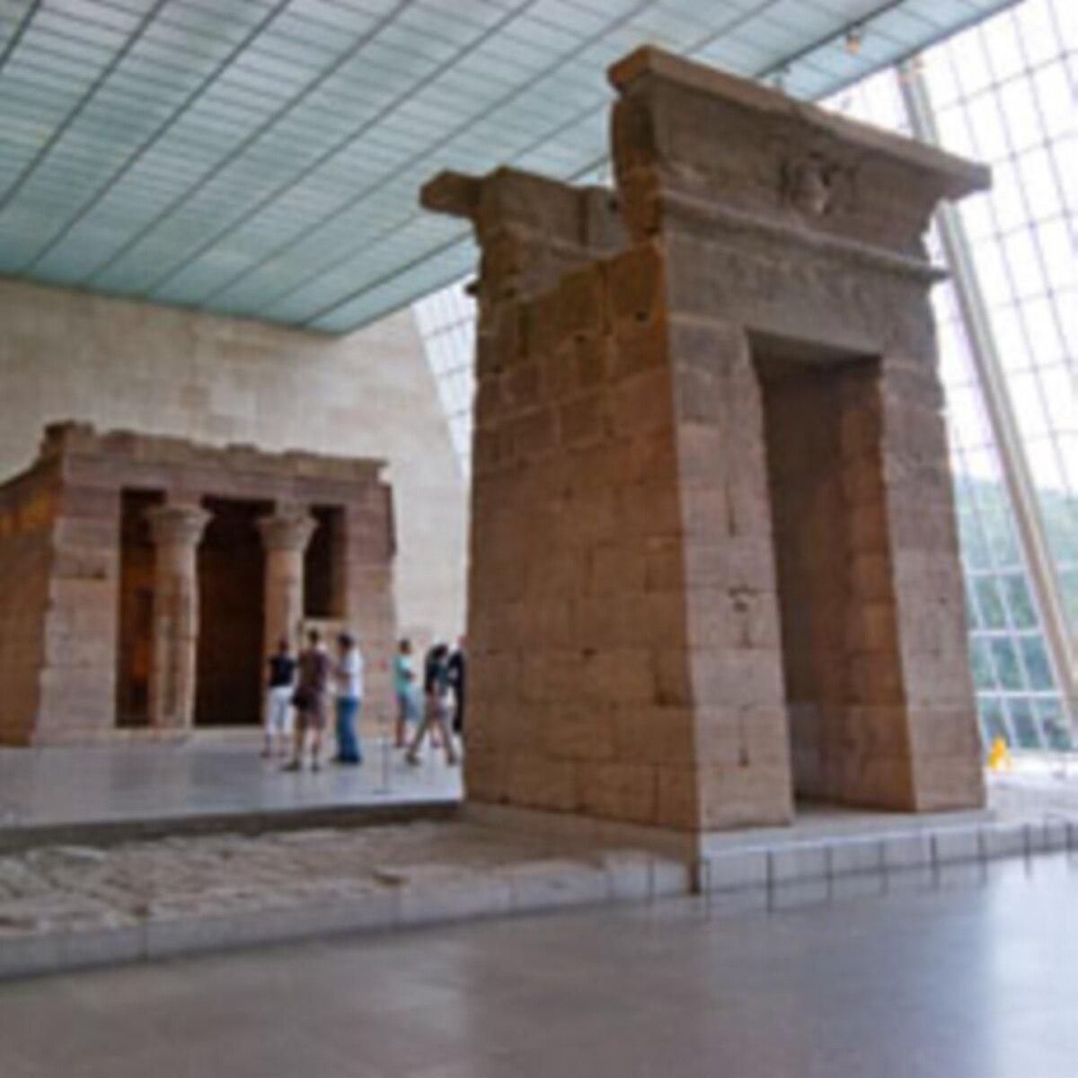 Visiting the Met