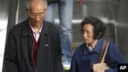 中国人口普查:国家老龄化