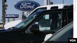 Pabrik mobil AS 'Ford' menjadikan pasar Asia sasaran prioritas pertumbuhan globalnya di masa datang.
