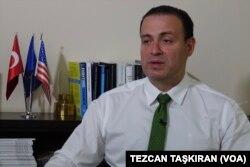 Amerikan Alman Marshall Fonu Ankara Ofisi Direktörü Özgür Ünlühisarcıklı