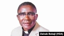 Rev Dakta Musa Asake