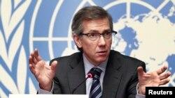 Bernardino Leon, Wakilin Majalisar Dinkin Duniya na musamman akan Libya