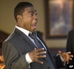 """Tracy Morgan in """"Death at a Funeral"""""""
