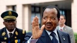 Shugaba Paul Biya.