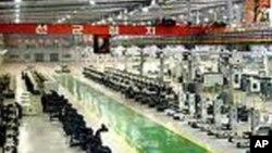 북한의 우라늄 농축 설비 (자료사진)