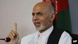 Afg'onistonda prezidentlikka nomzod Ashraf G'ani