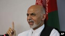 Afganistan'da ilk sonuçlara göre cumhurbaşkanlığı seçimini kazanan Eşref Gani