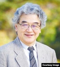 日本星槎大學共生科學部教授鬼頭秀一 (照片提供: 星槎大學 )