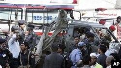 پاکستان: 247 خودکش حملوں میں 5550 افراد ہلاک