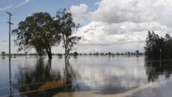 دریای داخلی در استرالیا شهرها را تهدید می کند