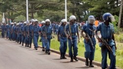 Burundi: arrestation d'une vingtaine d'opposants
